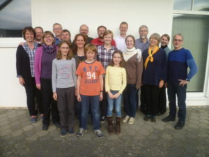 Mitgliederversammlung 2015 Lohmar